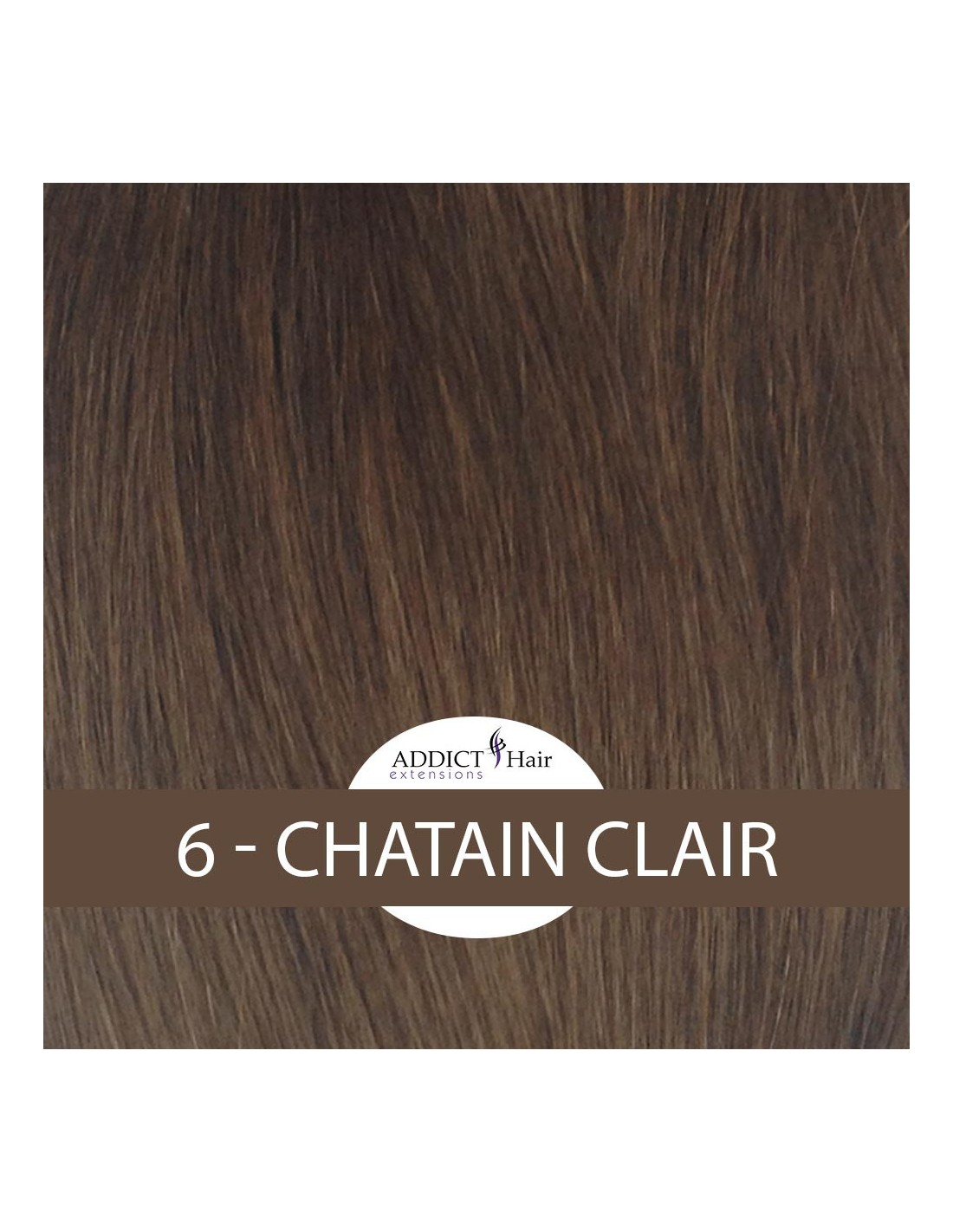 Coloration cheveux chatain clair naturellement