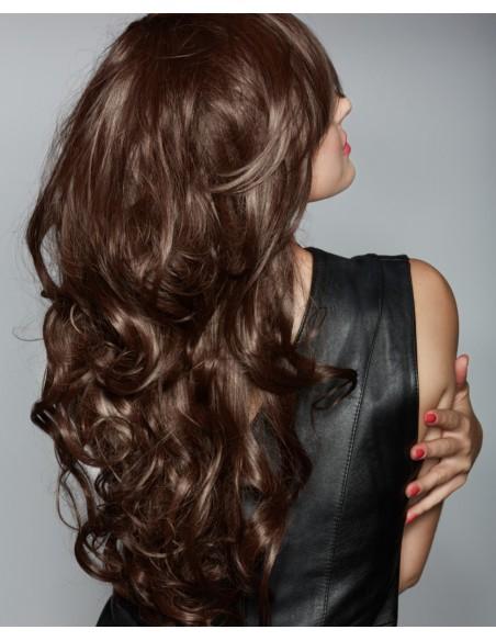 Extension de cheveux à clips Tri-Band