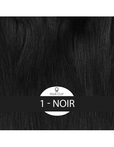 Extension de cheveux à clips HAIR CLIP Prestige Volume + (160g) cheveux 100% naturels remy hair