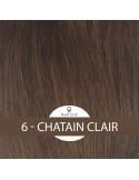 Extension de cheveux à clips HAIR CLIP Prestige Volume + (160g) cheveux 100% naturels remy hair