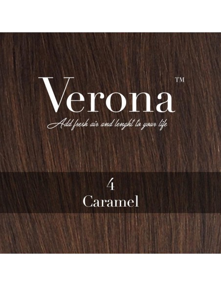 Vente Privée VERONA - Extensions à Clips 4 Bandes Maxi-Volume (190g - 60cm)