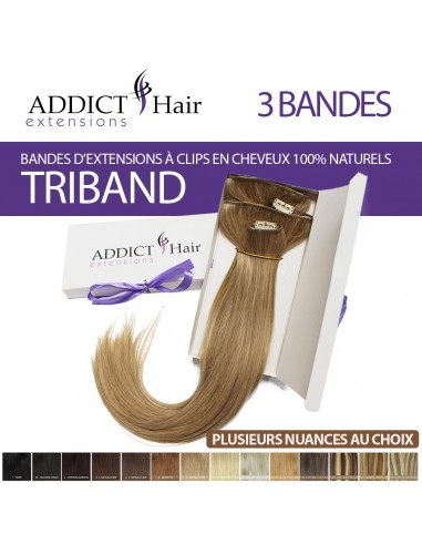 TRI-BAND (3 Bands - 50cm) Clip-in...